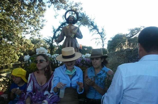Espectacular programación en Calera de León para celebrar la Romería de San Isidro 2019
