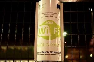 Bienvenida e Higuera la Real tendrán wifi gratis en espacios públicos gracias a la UE