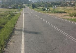 Publicada la adjudicación definitiva de las obras en las carreteras Segura-Fregenal y Pallares-Monesterio
