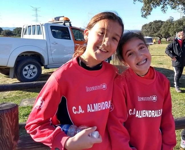 Las `Claudias´, de Monesterio, competirán en los Campeonatos Nacionales de Atletismo