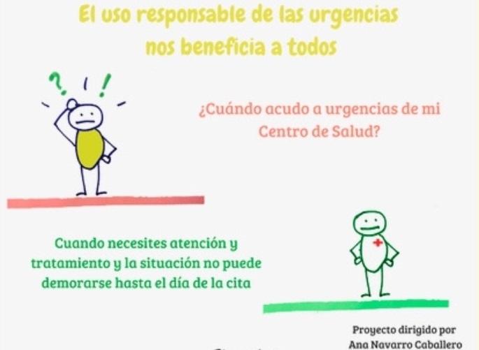 Mañana comienza en Fuente de Cantos la campaña sobre uso responsable de las urgencias sanitarias
