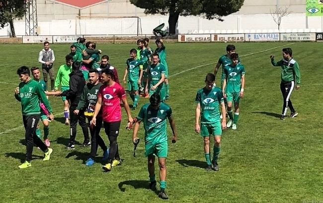 Fuente de Cantos se vestirá de verde para volver a Tercera División