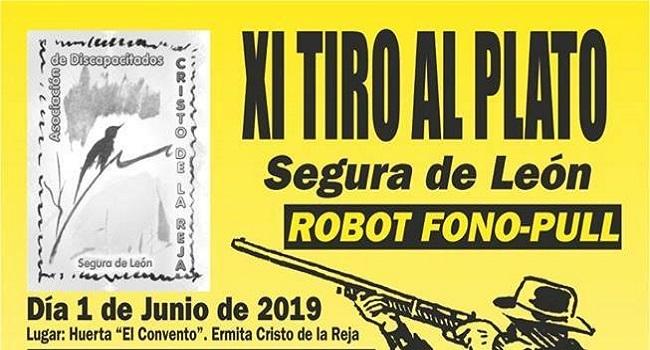 XI Edición de Tiro al Plato en Segura de León