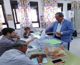 Miguel Ruiz revalida la alcaldía en Higuera la Real