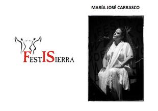 El espacio `Flamenco en la Sierra´ correrá a cargo de la cantaora María José Carrasco el 4 de agosto