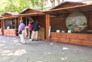 Las Cuevas de Fuentes de León presentes en la VI Feria Internacional de Observación de Naturaleza en Madrid
