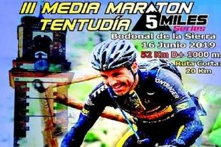Bodonal de la Sierra acogerá este fin de la semana la III Media Maratón `Tentudía 5 Miles´