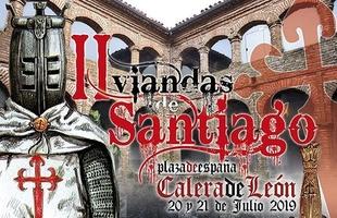 El Programa de las `II Viandas de Santiago´ de Calera de León cuenta con grandes novedades