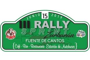 Fuente de Cantos celebra este fin de semana el `III Rallysprint Zurbarán´