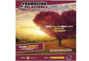 Taller de `Promoción de Relaciones Sanas en Pareja´ en Bienvenida