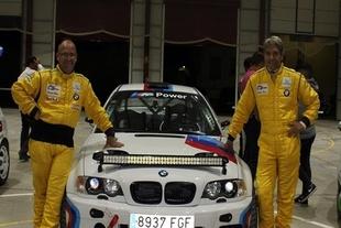 Barragán y Tolosa imponen su ley en el Rallysprint Zurbarán- Fuente de Cantos
