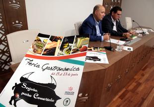 `Tras el éxito de la primera edición, este año se ha ampliado el recinto y el programa de actividades de Segura para Comérsela´