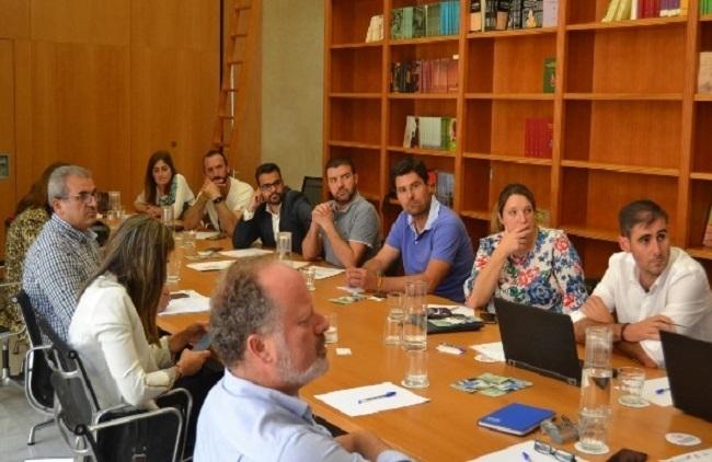 Fregenal participa en la reunión de la Diputación sobre el  Pacto de los Alcaldes por el Clima y la Energía 2030
