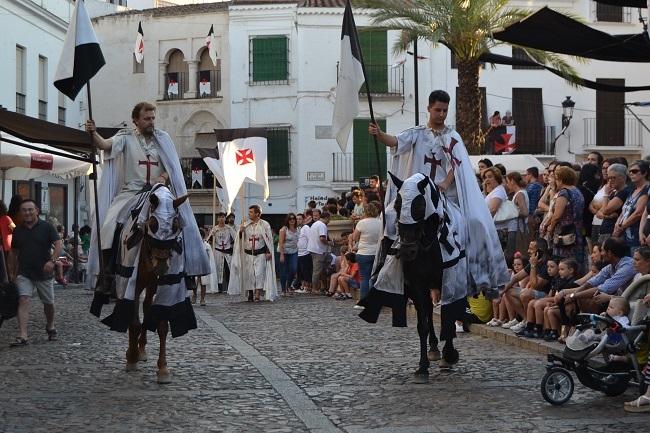 Jerez de los Caballeros renueva la invitación para revivir su pasado de leyenda con el XVI Festival Templario