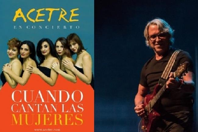Acetre y Nando Juglar actuarán en la XXXVIII Edición del Festisierra