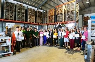 El Instituto de Segura de León es premiado en el Concurso `Reciclar Basura Electrónica tiene premio´