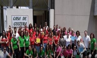 La Escuela Profesional Tentudía Turística II participó en las Jornadas Técnicas de Turismo de Salvatierra de los Barros