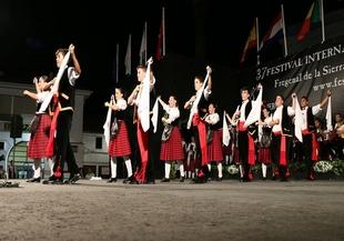 El Festival Infantil ocupará la noche del 12 de agosto del Festisierra