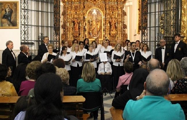 La Coral Castillo y Encinas de Segura de León actuará en el XVI Festival Templario de Jerez de los Caballeros