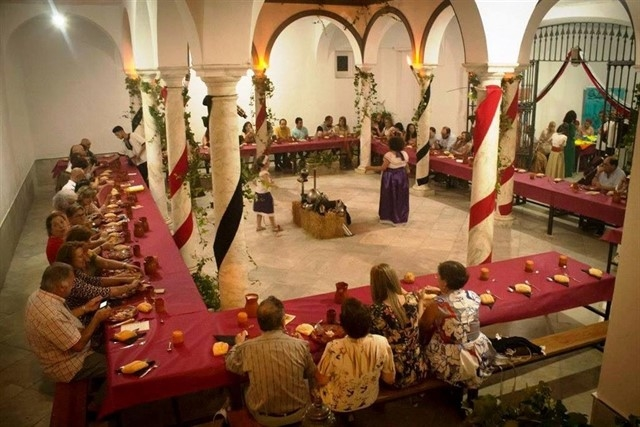 El Festival Templario de Jerez de los Caballeros arranca este viernes con una cena de época y un concierto medieval