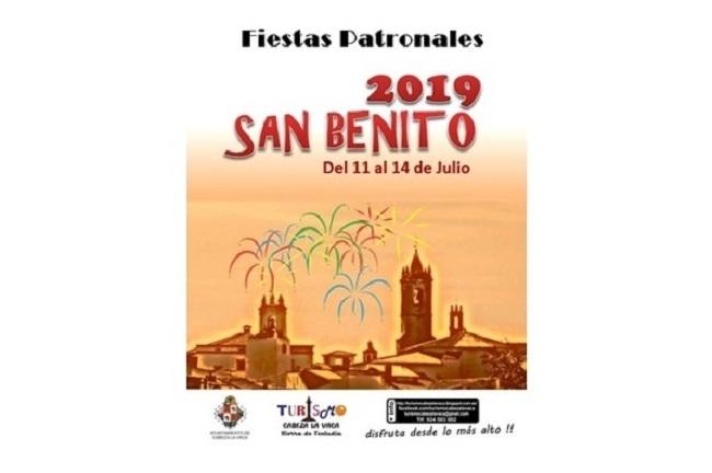 Cabeza la Vaca celebra su Feria de San Benito la próxima semana