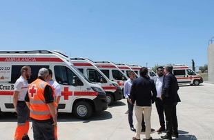 La Asamblea de Cruz Roja de Fuente de Cantos contará con nueva ambulancia