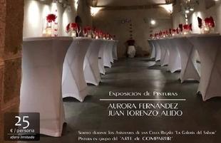 Primera edición de `CenArte´ en Calera de León