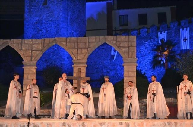 El Festival Templario de Jerez de los Caballeros empieza este jueves con un desfile teatralizado