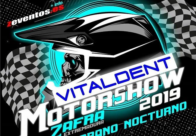 Vitaldent Zafra patrocina la XI edición Motorshow