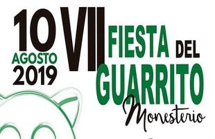 La VII Fiesta del Guarrito de Monesterio se celebrará el 10 de agosto