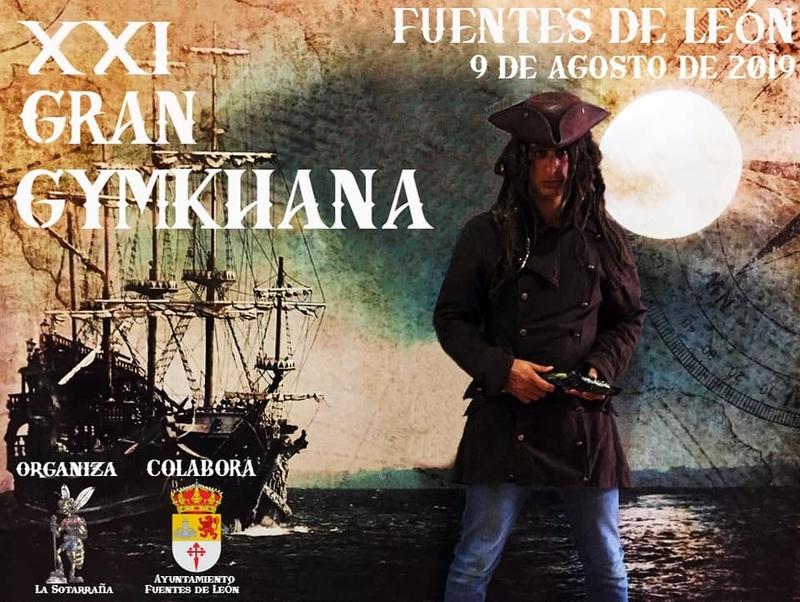 Abiertas las inscripciones para la XXI Gran Gymkhana de Fuentes de León