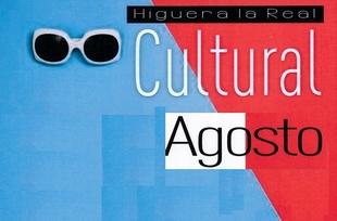 Programación Cultural de Higuera la Real para el mes de agosto