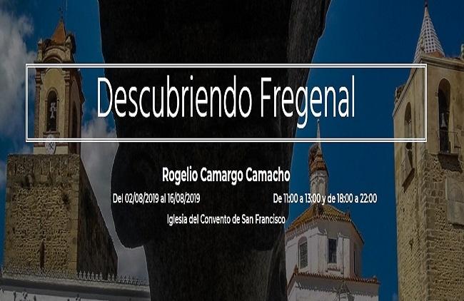 Rogelio Camargo Camacho expondrá su obra en Fregenal de la Sierra durante el FESTISIERRA