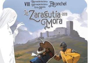 VIII Recreación histórica de LA ZARAGUTÍA MORA en Alconchel