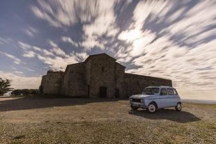 `Tentudía en Clásico´, la cita otoñal para los amantes del coche clásico en la comarca