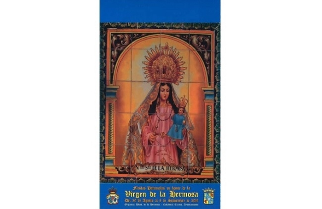 Programación de las Fiestas Patronales en Honor de la Virgen de la Hermosa de Fuente de Cantos