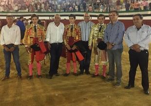 Manuel Perera triunfa en Cabeza la Vaca en la final del VII Certamen de Clases Prácticas de la Diputación