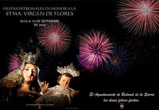 Vuelven las Capeas a Bodonal de la Sierra para celebrar las Fiestas Patronales en Honor a la Virgen de Flores