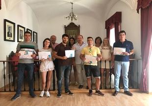 El Ayuntamiento de Higuera la Real premia a los mejores expedientes académicos del pasado curso