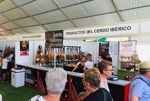 `Sierra de Monesterio´ gana el premio al Mejor Jamón de Monesterio 2019