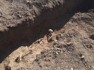 Justicia financiará la segunda fase de la apertura de fosas en Fuentes de León