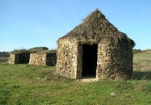 Revive los rituales de los Celtas de Capote en Higuera la Real