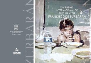 Publicadas las bases para el XXV Premio Internacional de Pintura Francisco Zurbarán en Fuente de Cantos