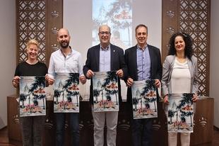 Presentada la XIV Feria de la Castaña de Cabeza la Vaca de este próximo fin de semana en la Diputación