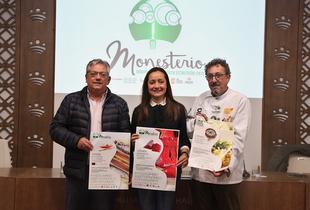 Presentadas las jornadas de Monesterio de intercambio gastronómico con Elvas, Santoña y Barbate
