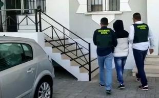 Dos detenidos acusados del robo de 118 jamones en un secadero de Fregenal de la Sierra