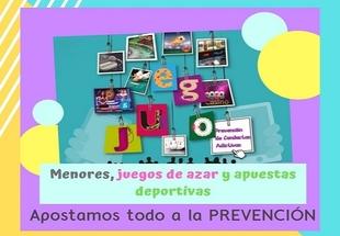 Charla de prevención sobre los juegos de azar y apuestas deportivas en Monesterio