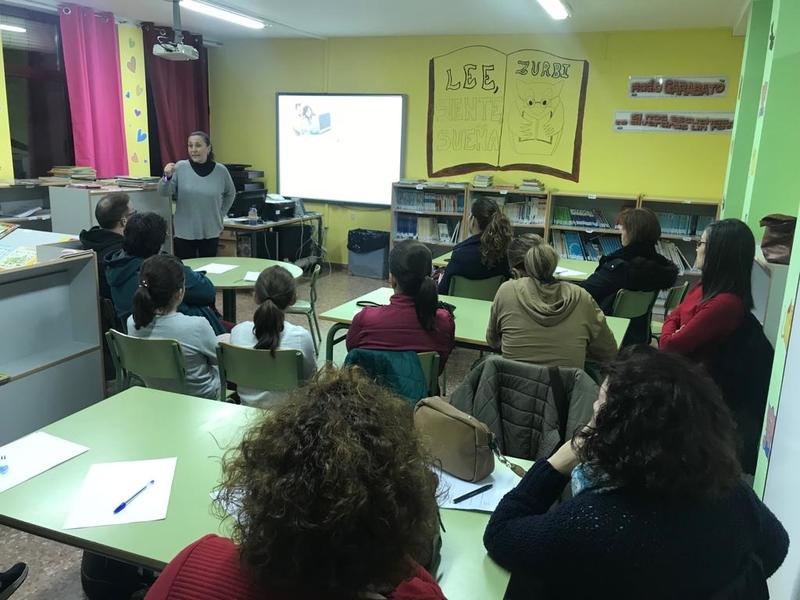 El programa de Prevención de Conductas adictivas de la Mancomunidad de Tentudía realiza diversas actuaciones en la comarca