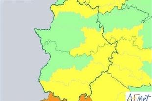 Activada la alerta amarilla en toda la Comarca por fuertes vientos