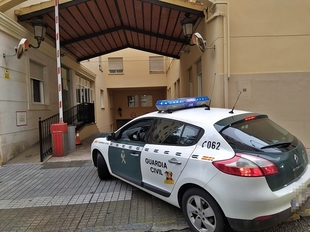La Guardia Civil detiene a cinco personas que cometieron varios hurtos en Fuente de Cantos